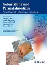 Geburtshilfe und Perinatologie
