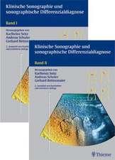 Klinische Sonographie und sonographische Differenzialdiagnose