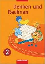 Denken und Rechnen 2. Schülerband. Grundschule. Hessen, Rheinland-Pfalz