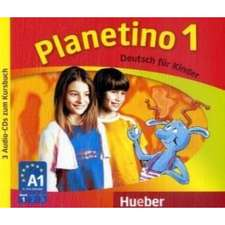 Planetino 1. 3 Audio-CDs