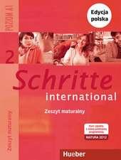 Schritte international 2. Glossar XXL Deutsch-Polnisch