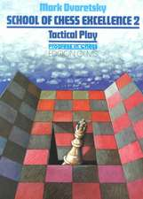 Tactical Play: Progress in Chess
