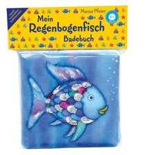 Das Regenbogenfisch Badebuch: Copii de la 6 luni
