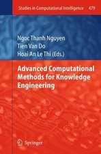 Advanced Computational Methods for Knowledge Engineering
