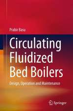 Circulating Fluidized Bed Boilers: Design, Operation and Maintenance