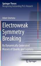 Electroweak Symmetry Breaking: By Dynamically Generated Masses of Quarks and Leptons