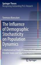 The Influence of Demographic Stochasticity on Population Dynamics: A Mathematical Study of Noise-Induced Bistable States and Stochastic Patterns