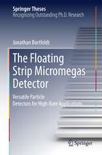 The Floating Strip Micromegas Detector: Versatile Particle Detectors for High-Rate Applications
