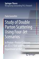 Study of Double Parton Scattering Using Four-Jet Scenarios: in Proton-Proton Collisions at sqrt s = 7 TeV with the CMS Experiment at the LHC