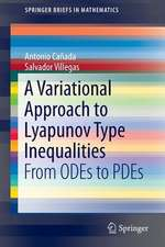 A Variational Approach to Lyapunov Type Inequalities: From ODEs to PDEs