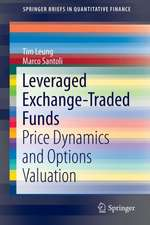 Leveraged Exchange-Traded Funds: Price Dynamics and Options Valuation