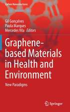 Graphene-based Materials in Health and Environment: New Paradigms