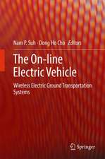 The On-line Electric Vehicle