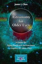 Astronomy for Older Eyes: A Guide for Aging Backyard Astronomers