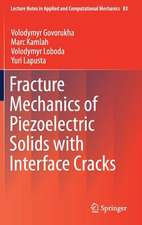 Fracture Mechanics of Piezoelectric Solids with Interface Cracks