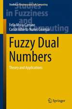 Fuzzy Dual Numbers: Theory and Applications