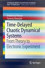 Time-Delayed Chaotic Dynamical Systems: From Theory to Electronic Experiment