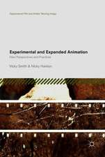 Experimental and Expanded Animation: New Perspectives and Practices