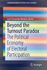 Beyond the Turnout Paradox: The Political Economy of Electoral Participation