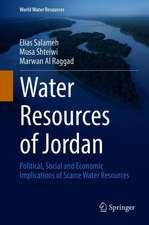 Water Resources of Jordan