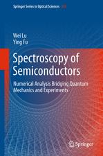 Spectroscopy of Semiconductors: Numerical Analysis Bridging Quantum Mechanics and Experiments