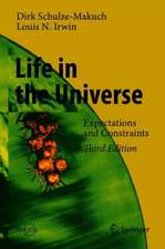 Life in the Universe: Expectations and Constraints
