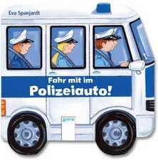 Fahr mit im Polizeiauto!