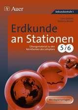 Erdkunde an Stationen