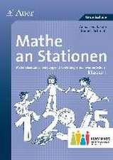 Mathe an Stationen 1 Inklusion