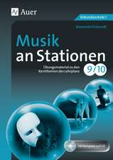 Musik an Stationen 9-10