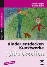 Kinder entdecken Kunstwerke: Jahreszeiten