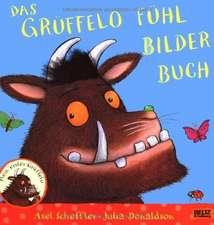 Der Grüffelo. Das Grüffelo Fühlbilderbuch