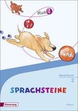 SPRACHSTEINE Sprachbuch 1 / 2. Bayern