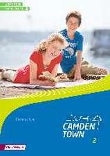 Camden Town 2. Workbook.Gymnasien mit CD. Allgemeine Ausgabe