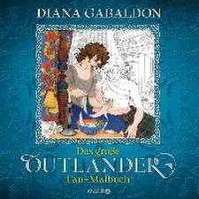 Das große Outlander Fan-Malbuch