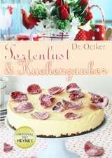 Dr. Oetker: Tortenlust und Kuchenzauber