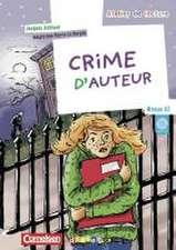 Atelier de lecture. Crime d'auteur