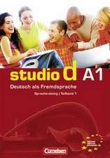 studio d / Teilband 1 des Gesamtbandes 1 Trainer