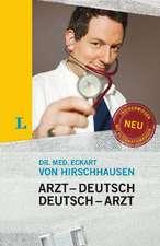 Arzt-Deutsch Sonderausgabe