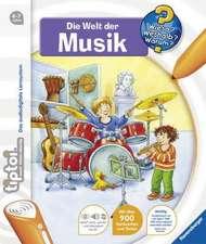 tiptoi® Die Welt der Musik: Copii de la 4 ani