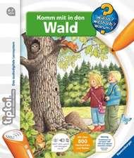 tiptoi® Komm mit in den Wald: de la 4 ani