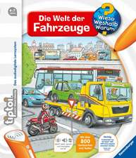 Flucht, D: tiptoi® Die Welt der Fahrzeuge