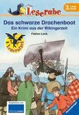 Leserabe: Das schwarze Drachenboot: Lestufe 3