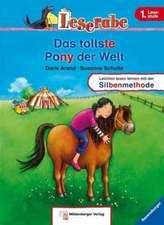 Leserabe: Das tollste Pony der Welt: Bestseller Ravensburger