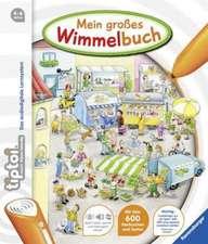 tiptoi® Mein großes Wimmelbuch: 4-6 ani