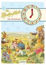 Die Häschenschule - Ein Uhrenbuch