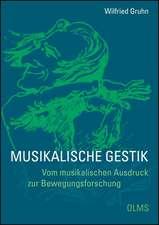 Musikalische Gestik
