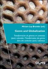 GENRE & GLOBALIZATION