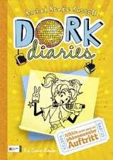 DORK Diaries 03. Nikkis (nicht ganz so) phänomenaler Auftritt
