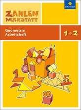 Zahlenwerkstatt 1 / 2. Arbeitsheft Geometrie